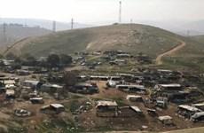 Tòa án Israel dọn đường cho việc phá bỏ làng của người Bedouin