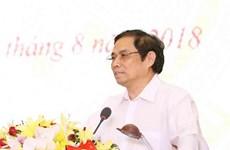Mong nghị sỹ Nhật Bản ủng hộ dự án đào tạo cán bộ lãnh đạo cấp cao