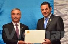 Guatemala đánh giá cao vai trò ngày càng nổi bật của Việt Nam