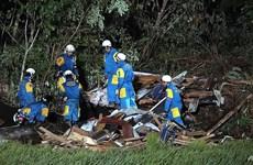Nhật Bản nỗ lực tìm cứu hộ nạn nhân, khắc phục hậu quả động đất