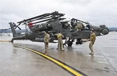 Mỹ sẽ triển khai tăng cường 1.500 binh sỹ đồn trú tại Đức