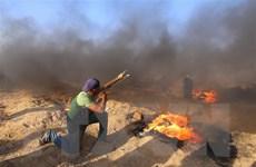 Israel không kích 2 mục tiêu Hamas tại Gaza sau các vụ đụng độ