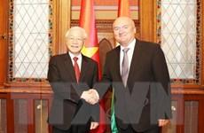 Quốc hội Hungary ủng hộ Việt Nam hợp tác toàn diện với EU