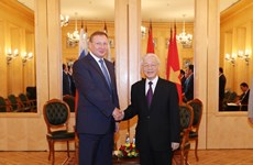 Bước đột phá trong quan hệ kinh tế-thương mại giữa Việt Nam và Nga