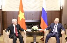 Từ truyền thống tốt đẹp đến tầm cao hợp tác mới với Nga, Hungary