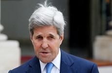 Ông Trump chỉ trích cựu ngoại trưởng Kerry gặp gỡ giới chức Iran