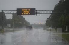 Bão Florence hoành hành nước Mỹ, ít nhất 4 người thiệt mạng