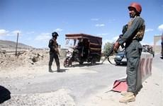 Afghanistan: Giao tranh với phiến quân Taliban, 15 cảnh sát thiệt mạng