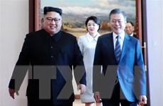 Lãnh đạo Triều Tiên và Hàn Quốc bắt đầu cuộc hội đàm kín