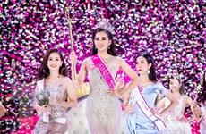 Thông tin thú vị về Trần Tiểu Vy - hoa hậu 10X đầu tiên của Việt Nam