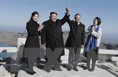 Chuyến thăm Paekdu tạo xung lực hợp tác du lịch hai miền Triều Tiên