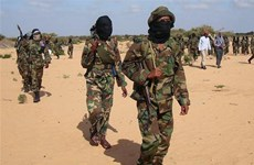 Mỹ không kích phiến quân al-Shabaab tiêu diệt hàng chục tay súng