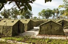Australia đưa 17 người tị nạn trên đảo Manus sang Mỹ
