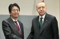 Nhật Bản-Thổ Nhĩ Kỳ muốn sớm ký kết thỏa thuận thương mại tự do