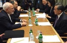 Ngoại trưởng Trung Quốc và Iran hội đàm về vấn đề hạt nhân