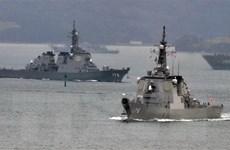Nhật Bản không nhượng bộ Hàn Quốc trong việc treo Húc Nhật Kỳ