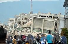 Indonesia chi 43 triệu USD hỗ trợ nạn nhân động đất và sóng thần