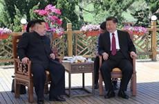 Triều Tiên khẳng định muốn thúc đẩy quan hệ với Trung Quốc