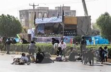 Iran bắn tên lửa vào nhóm phiến quân từng tấn công khủng bố Ahvaz