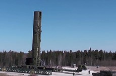 Nga sẽ phóng thử tên lửa đạn đạo Sarmat thế hệ mới vào đầu năm tới