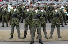 Lục quân Anh và Lực lượng phòng vệ mặt đất Nhật Bản tập trận chung