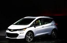 Hãng GM và Honda bắt tay phát triển dòng xe ôtô tự hành