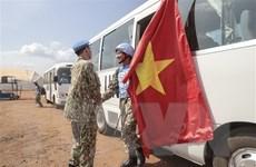 [Video] Bệnh viện dã chiến cấp 2 số 1 đến Cộng hòa Nam Sudan