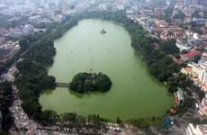 Thủ đô Hà Nội trời nắng ngày tiễn đưa nguyên Tổng Bí thư Đỗ Mười