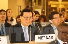 Việt Nam đóng góp tích cực cho Hội nghị Bộ trưởng Pháp ngữ lần 35