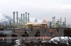 IAEA và Nga thảo luận về việc thực thi thỏa thuận hạt nhân Iran