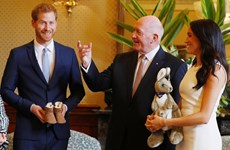 Meghan Markle mang thai: Quy tắc Hoàng gia Anh lại bị phá vỡ