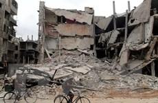 NBC: Mỹ lên kế hoạch trừng phạt công ty Nga, Iran tái thiết tại Syria