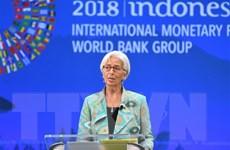 Tổng Giám đốc IMF Christine Lagarde hoãn chuyến thăm tới Trung Đông