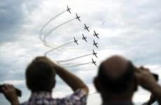 Máy bay chiến đấu F-5 của Tunisia bị rơi trong quá trình huấn luyện