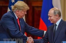 Tổng thống Donald Trump mong muốn cải thiện mối quan hệ Mỹ-Nga