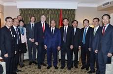 Ủy ban châu Âu thông qua Hiệp định thương mại tự do Việt Nam-EU