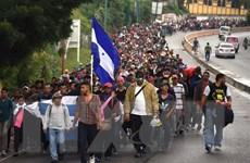 Chưa có lối thoát cho cuộc khủng hoảng người di cư Trung Mỹ
