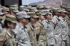 Lầu Năm Góc xác nhận có thể triển khai 7.000 binh sỹ tới biên giới