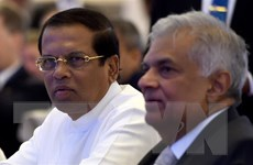 Tổng thống Sri Lanka khôi phục lại hoạt động của quốc hội