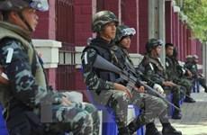 Tai nạn diễn tập quân sự, 8 binh sỹ Thái Lan thương vong