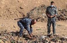 Hơn 200 ngôi mộ tập thể nạn nhân của IS được phát hiện tại Iraq