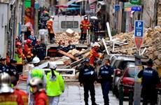 Pháp: Sập 2 tòa nhà ở Marseille, có thể 8 người đã thiệt mạng