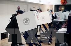 Mỹ: Xuất hiện sự cố tại nhiều điểm bỏ phiếu bầu cử giữa nhiệm kỳ