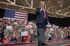 Bầu cử giữa kỳ Mỹ: Cơ hội tái cử của Tổng thống Donald Trump