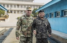 Tư lệnh Mỹ tại Hàn Quốc ủng hộ thỏa thuận quân sự liên Triều