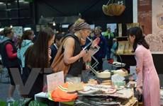 Sản phẩm nông sản Việt thu hút sự chú ý tại Hội chợ ở New Zealand