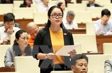 Kỳ họp Quốc hội: Cần nâng trình độ đào tạo giáo viên mầm non