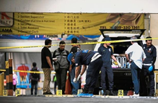 Cảnh sát Malaysia bắn chết 5 kẻ cướp tiệm vàng tại Kuala Lumpur