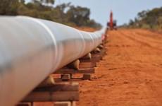 Australia không đồng ý tập đoàn Hong Kong mua hãng vận chuyển khí APA