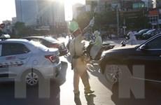 Kỷ luật 21 cán bộ, chiến sỹ Cảnh sát giao thông Hà Nội có sai phạm
